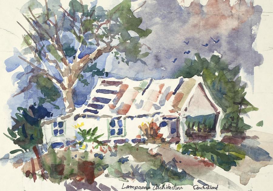 Don Dillard Studio